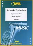 Okładka: Debons Eddy, Saltatio Diabolica - Euphonium