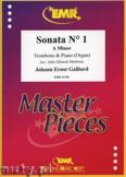 Okładka: Galliard Johann Ernst, Sonata N° 1 in A minor - Trombone