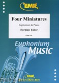 Ok�adka: Tailor Norman, Four Miniatures - Euphonium