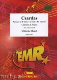 Ok�adka: Monti Vittorio, Csardas (version in D minor) - CLARINET