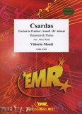 Ok�adka: Monti Vittorio, Csardas (version in D minor) - BASSOON