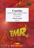 Ok�adka: Monti Vittorio, Csardas (version in D minor) - Orchestra & Strings