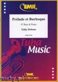 Okładka: Debons Eddy, Prélude et Burlesque - Tuba