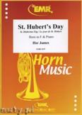 Okładka: James Ifor, St. Hubert's Day - Horn