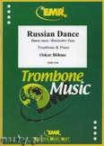Ok�adka: Boehme Oskar, Russian Dance - Trombone