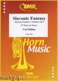 Ok�adka: H�hne Carl, Slavonic Fantasy - Horn