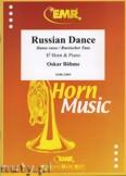 Ok�adka: Boehme Oskar, Russian Dance - Horn