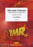 Okładka: Höhne Carl, Slavonic Fantasy - CLARINET