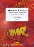 Okładka: Höhne Carl, Slavonic Fantasy - Saxophone