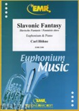 Okładka: Höhne Carl, Slavonic Fantasy - Euphonium