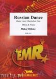 Okładka: Boehme Oskar, Russian Dance - Oboe