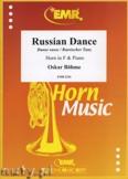 Okładka: Boehme Oskar, Russian Dance - Horn