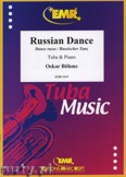 Okładka: Boehme Oskar, Russian Dance - Tuba