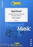 Ok�adka: Glauser Max, Spiritual - Trumpet