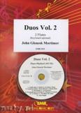 Ok�adka: Mortimer John Glenesk, Duos Vol. 2  - Flute