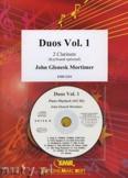Okładka: Mortimer John Glenesk, Duos Vol. 1 - CLARINET