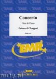Okładka: Chappot Edouard, Concerto - Flute
