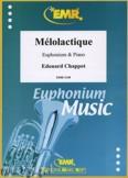 Okładka: Chappot Edouard, Mélolactique - Euphonium