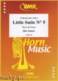 Ok�adka: James Ifor, Little Suite N� 5 - Horn