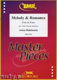 Ok�adka: Rubinstein Antoni, Melody & Romance - Flute