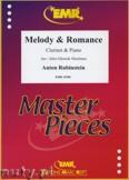 Okładka: Rubinstein Antoni, Melody & Romance - CLARINET