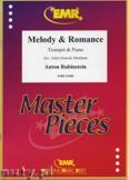 Ok�adka: Rubinstein Antoni, Melody & Romance - Trumpet