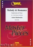 Okładka: Rubinstein Antoni, Melody & Romance - Euphonium