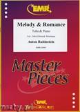Ok�adka: Rubinstein Antoni, Melody & Romance - Tuba
