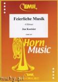 Okładka: Koetsier Jan, Feierliche Musik - Horn