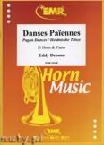 Okładka: Debons Eddy, Danses paiennes - Horn