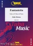 Okładka: Debons Eddy, Fantasietta - Tuba