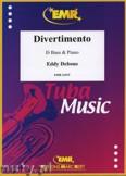 Okładka: Debons Eddy, Divertimento - Tuba
