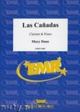Okładka: Dane Mary, Las Canadas - CLARINET