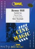 Ok�adka: Rich James, Randolph Randy, Benny Hill (Yackety Sax) - Flute