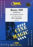 Okładka: Rich James, Randolph Randy, Benny Hill (Yackety Sax) - Saxophone