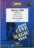 Okładka: Rich James, Randolph Randy, Benny Hill (Yackety Sax) - Trumpet
