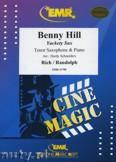 Ok�adka: Rich James, Randolph Randy, Benny Hill (Yackety Sax) - Saxophone