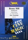 Okładka: Rich James, Randolph Randy, Benny Hill (Yackety Sax) - Tuba