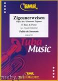 Okładka: Sarasate Pablo De, Zigeunerweisen - Tuba