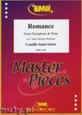 Okładka: Saint-Saëns Camille, Romance - Saxophone