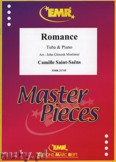 Okładka: Saint-Saëns Camille, Romance - Tuba