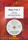 Okładka: Mortimer John Glenesk, Duos Vol. 3 - BASSOON