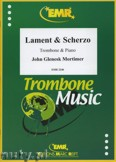 Okładka: Mortimer John Glenesk, Lament & Scherzo - Trombone
