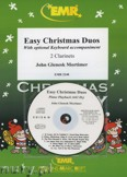 Okładka: Mortimer John Glenesk, Easy Christmas Duos - CLARINET