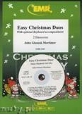 Okładka: Mortimer John Glenesk, Easy Christmas Duos - BASSOON