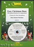 Okładka: Mortimer John Glenesk, Easy Christmas Duos for Clarinet and Alto Saxophone