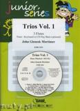 Ok�adka: Mortimer John Glenesk, Trios Vol. 1 - Flute