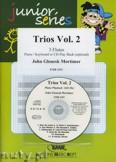 Okładka: Mortimer John Glenesk, Trios Vol. 2 - Flute