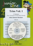 Okładka: Mortimer John Glenesk, Trios Vol. 1 - CLARINET