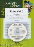 Okładka: Mortimer John Glenesk, Trios Vol. 2 - CLARINET